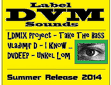DVM SOUNDS - SUMMER RELEASE 2014